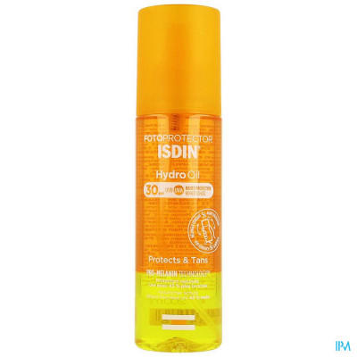 Fotoprotector ISDIN HydrOil SPF 30 200ml