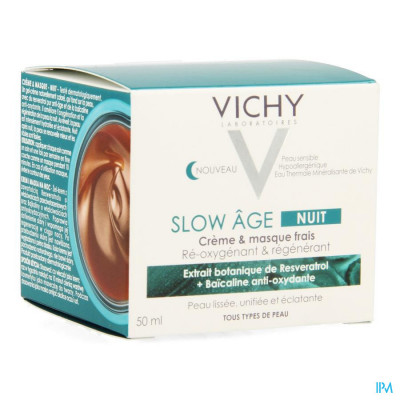 Vichy Slow Age Nacht 50ml
