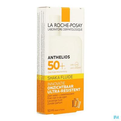 La Roche Posay Anthelios Ultra Fluide zonder parfum IP50+ 50ml