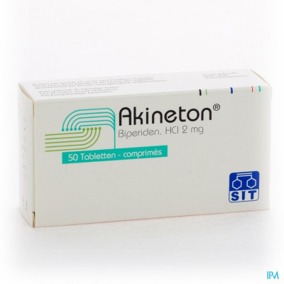 Akineton Comp 50 X 2mg