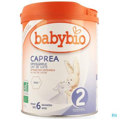 Babybio Caprea 2 Geitenmelk 800g