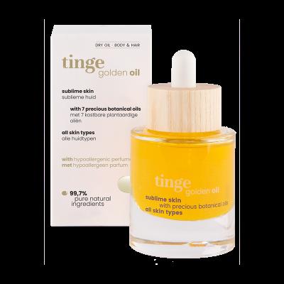 Tinge - Golden Oil - 30ml