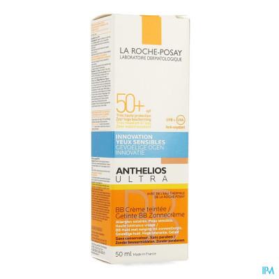 La Roche Posay Anthelios Ultra Crème Getint IP50+ Parfum 50ml