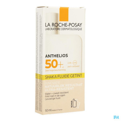 La Roche Posay Anthelios Ultra Fluide Getint Parfum IP50+50ml